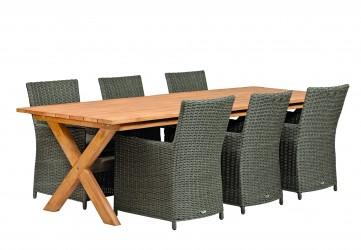 Table vendue sans les fauteuils