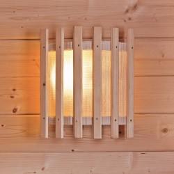 Lampe de sauna