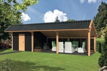 Bâtiment modulaire Bergen L...