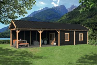 Bâtiment modulaire Hamar XL...