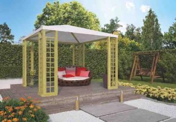 Pavillons en bois 3,00 x...